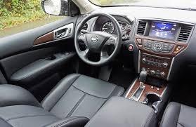 nissan pathfinder 2017 2017 nissan pathfinder platinum 4x4 road test review carcostcanada