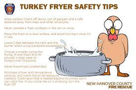 thanksgiving safety tips avoiding fires injuries and turkey