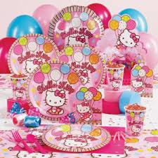 Hello Kitty Party Decorations Hello Kitty Birthday Party Ideas
