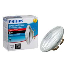 In Lite Landscape Lighting by Philips 50 Watt 12 Volt Halogen Par36 Landscape Lighting Multi