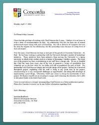 reference letter from university best template collection