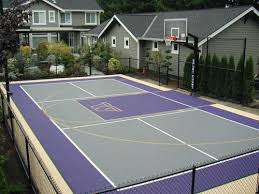 How To Build A Basketball Court In Backyard 17 Best Basketball Court Ideas Images On Pinterest Backyard