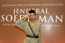 film perjuangan soedirman dolken perankan jenderal soedirman