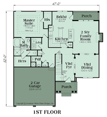 traditional plan 2131 square feet 3 bedrooms 2 bathrooms addison