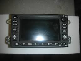 honda crv satellite navigation unit sat nav 2002 2007