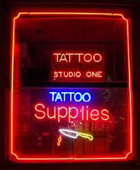 tattoo shop queen and bramalea studio one tattoo supplies