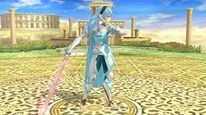 Azura Azura Corrin Super Smash Bros For Wii U U003e Skins U003e Corrin