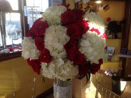 Red And White Centerpieces For Wedding by 41 Best Wedding Decor Red U0026 White Images On Pinterest Marriage