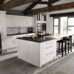 Chandelier In The Kitchen Kitchen Style Kitchen With White And Clean Then Fitted With A