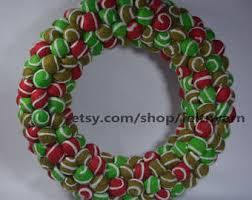 felt wreath etsy