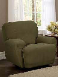 slipcover for recliner chair recliner slipcovers maytex