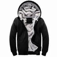 brand new mens hoodie sweatshirt fashionable male plus wool thick