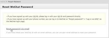 reset password kaspersky security center how to reset my wechat password quora