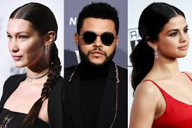 understanding the relation between face shape and hairstyle what exactly is going on between bella hadid and selena gomez