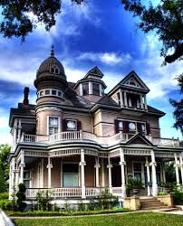 Gothic Victorian Homes by The Tacon Barfield Mansion Midtown Area Of Mobile Alabama