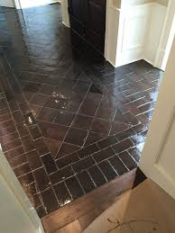 before and after staining saltillo tile design indulgence
