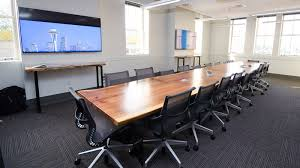 Large Conference Table Large Conference Room Smart Buildings Center