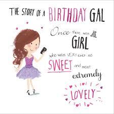birthday girl extremely lovely birthday girl