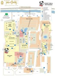 Las Vegas Hotel Map Caesars Palace Property Map Las Vegas Caesars Palace Hotel Map