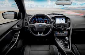 ford bronco 2018 interior limited edition 2018 ford focus rs marks the end of the line