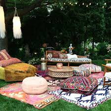 Backyard Lighting Ideas For A Party by Summer Party Ideas A Moroccan Themed Backyard Party Brit Co