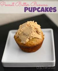 peanut butter pupcakes for the furry friends in your life so