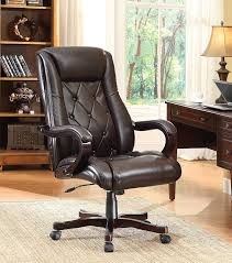 amazon com office star chapman executive chair with thick padded