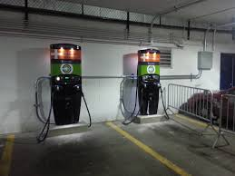 Easton Mall Map Easton Town Center West Garage Free Dc Fast Electric Car