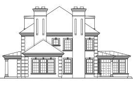Roof Design Software Online by Exterior Elevation Drawing Definition Software Online Line Autocad