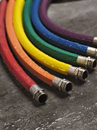 Cool Hoses by Rubber Hose Colorful Garden Hoses Water Hoses Gardener U0027s Supply