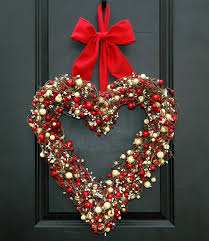 heart wreath heart wreath wreath gift idealpin