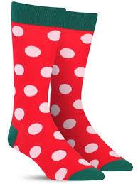 christmas socks christmas dot socks for men
