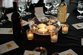 black and gold centerpieces emejing black and gold wedding centerpieces photos styles