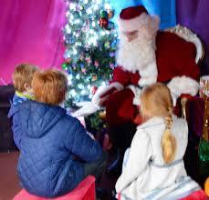 visiting the free santa u0027s grotto at intu metrocentre all you