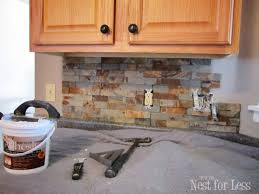 lowes stone backsplash pertaining to encourage home and its