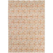 Orange And Brown Area Rugs Burnt Orange Area Rugs Roselawnlutheran