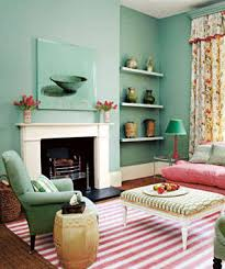 Mint Green Home Decor What Your Paint Color Says About You Real Simple
