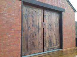 Barn Style Kenney Pierce Timber Recycled Timber Barn Style Doors Recycled