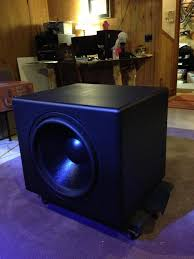 building a subwoofer box for home theater 7 1 on an 1800 diy budget avs forum home theater discussions