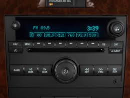 2010 chevy impala radio swap us8 fleet rental spoonjab