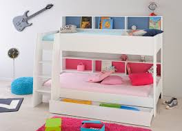 Bunk Beds From Rainbow Wood - White bunk beds uk