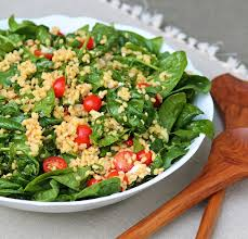 warm yellow lentil salad with double mustard soy vinaigrette u2014 the