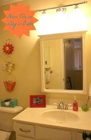 Kids Bathroom Vanities Before U0026 After Lily U0027s Little Bathroom Hooked On Houses