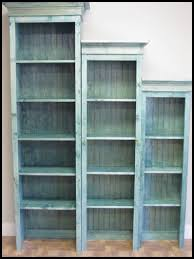 Bookcase Shelves Rustic Wood Retail Store Product Display Fixtures U0026 Shelving