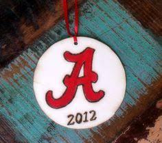 alabama ornaments circle of friends crafts