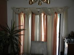 red patio door curtain panels for sliding panel blinds idea
