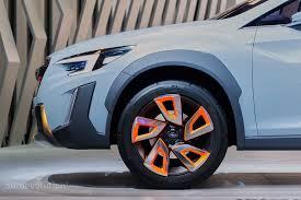subaru exiga concept 2018 subaru xv concept car photos catalog 2017