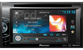 pioneer avh x1500dvd dvd receiver at crutchfield com