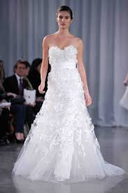 wedding dresses with floral embellishments fall 2013 martha