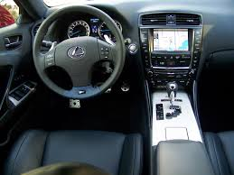 lexus interior color chart review 2010 lexus is f the truth about cars
